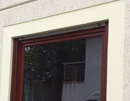 Fenster, Balkontüren und Plissees