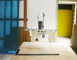 Eine unserer Maschinen von Adelseck