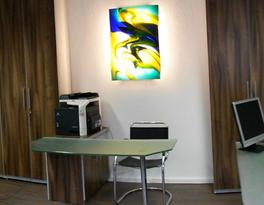 Büro - Glaserei & Rollladenbau Adelseck